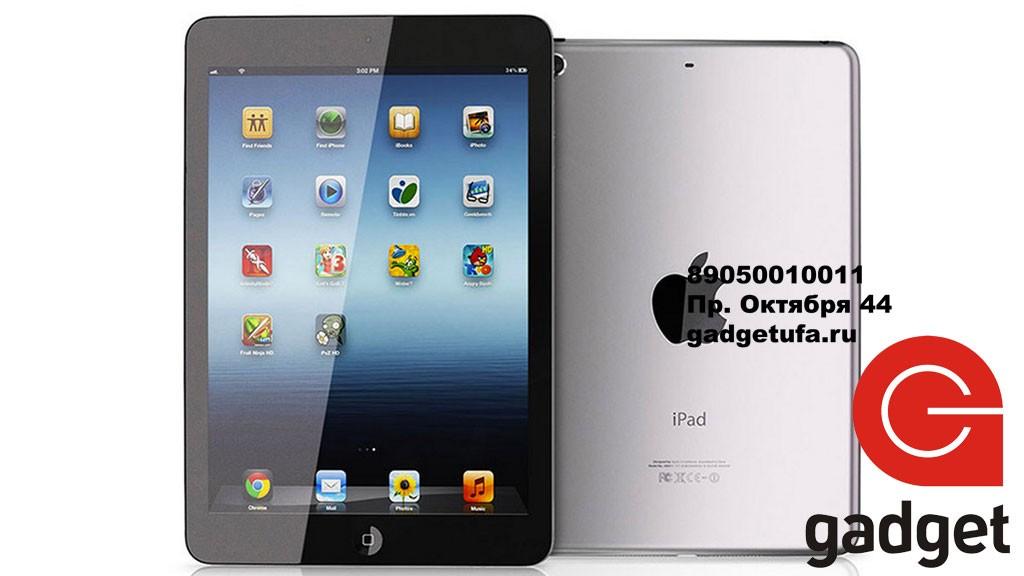 Замена корпуса iPad в Уфе