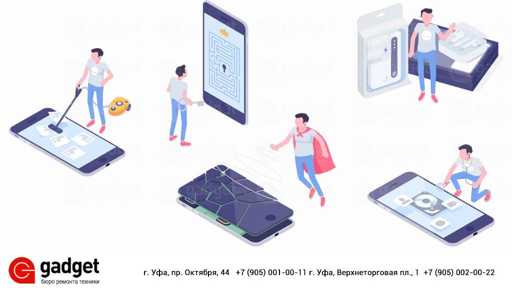 Центр ремонта телефонов