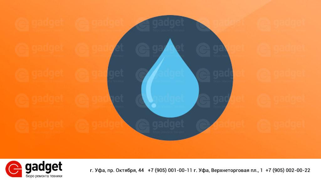 телефон Xiaomi упал в воду