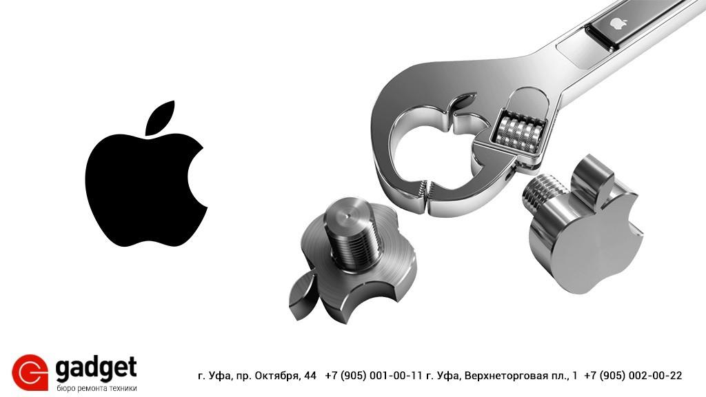 Замена дисплея iPhone 5S в Гаджет Уфа