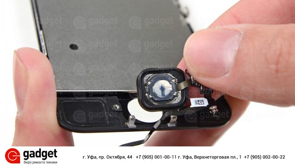 Ремонт кнопок iPhone