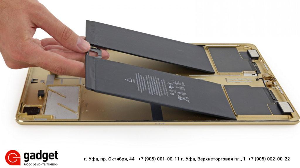 Замена аккумулятора iPad Pro 12.9