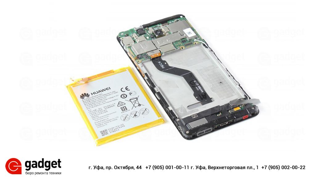 Замена аккумулятора Huawei Honor 5X в мастерской GadgetUfa