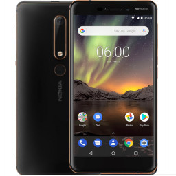 Ремонт The new Nokia 6